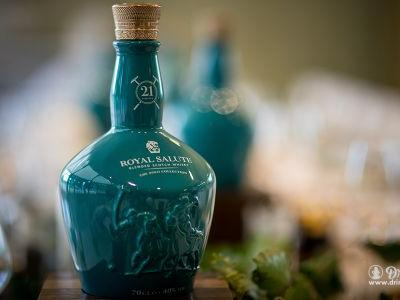 """Royal Salute Whisky: """"We begin where others end"""""""
