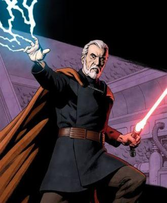 Star Wars: Age of Republic - Count Dooku 1