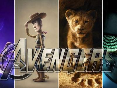 Four Disney Movies Releasing AFTER Avengers 4 Already Have Trailers