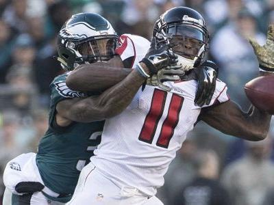 NFL playoffs: Picks, odds, for Falcons vs. Eagles divisional game in Philly