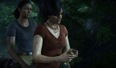 Watch Chloe & Nadine Kick Ass in Uncharted: The Lost Legacy's Launch Trailer