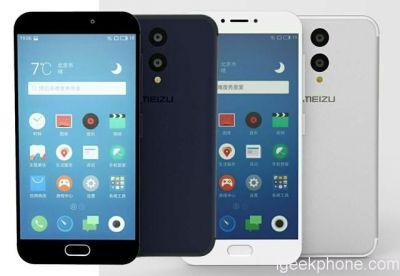 Meizu MX7 & PRO 7 Designs Leak Along With Specifications