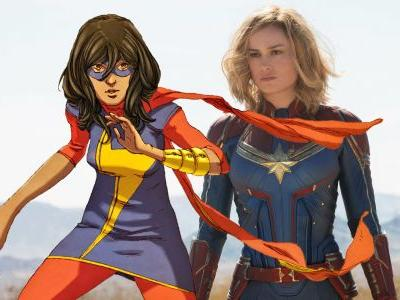 Exclusive: Ms. Marvel Isn't Born Yet in Captain Marvel Timeline