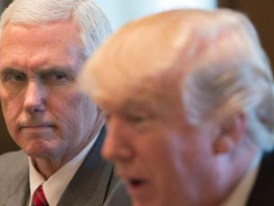 A top Pence aide abruptly withdrew from his unusual White House role after Trump criticized him