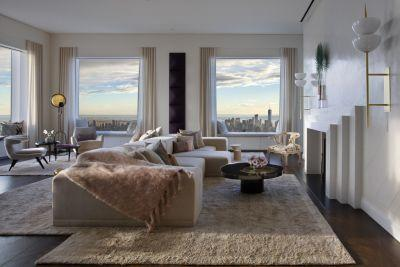 Kelly Behun Styled a 'Living Gallery' Inside This New York City Penthouse