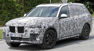 BMW X7 Slated To Be Offered With Three Different Engines