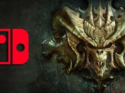 Diablo 3 set to drag the Nintendo Switch to Hell this year