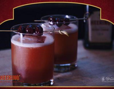 HEERING'S 12 DAYS OF COCKTAILS: DAY 2