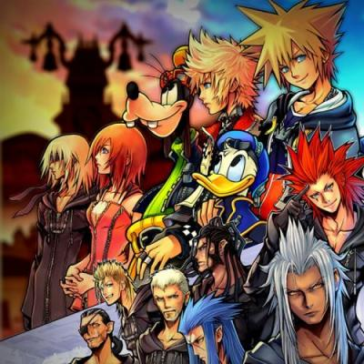 Catch up on the entire Kingdom Hearts 'Story So Far' for PlayStation 4