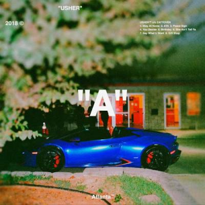 Stream Usher's Surprise Album A, Entirely Produced By Zaytoven