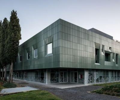 Casa Verde Young Women's Care Home for Mental Health / LDA.iMdA architetti associati