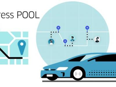 Uber officially launches Uber Express POOL, a new twist on shared rides