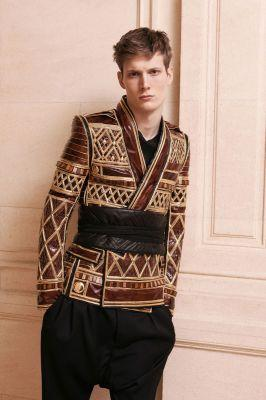BALMAIN AUTUMN/WINTER 2013/14 MEN'S COLLECTION