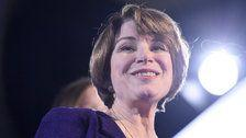 Amy Klobuchar Responds To Reports Of Mistreating Staff: 'I Can Be Tough'
