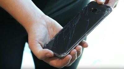 Hold the phone: Samsung Galaxy S8 dubbed most fragile handset ever