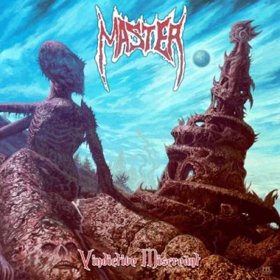 MASTER Signs With TRANSCENDING OBSCURITY RECORDS; New Album, Vindictive Miscreant', Due Later This Year