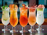 Two sweet cocktails may actually help you STAY hydrated, study finds