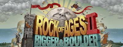 """Now Available on Steam - Rock of Ages 2: Bigger & Boulderâ""""¢"""