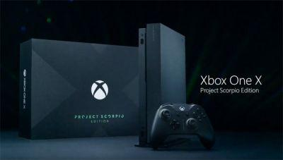Xbox One X Project Scorpio Edition Pre-Orders and the gamescom Trailers!
