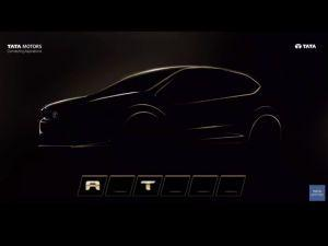 Tata 45X Concept-Based Hatchback To Be Called Altroz