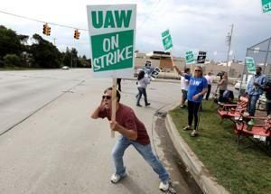 46,000 UAW workers strike at GM plants nationwide