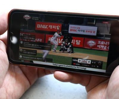How desperate are Korean baseball fans? Intrasquad games draw a crowd on YouTube
