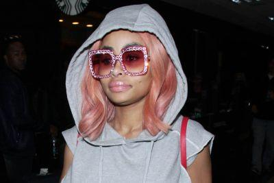 Blac Chyna reportedly involved in car accident