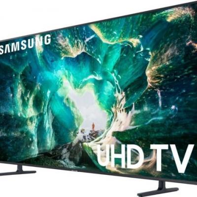 Save $600 on this huge 82-inch Samsung 4K HDR smart TV this Cyber Monday