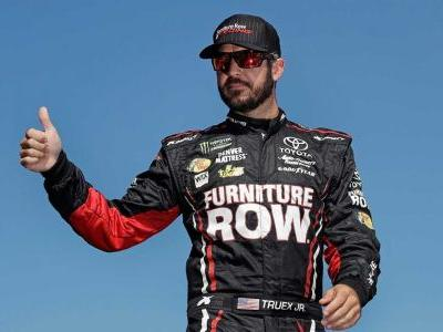 Truex fastest among championship contenders at Homestead
