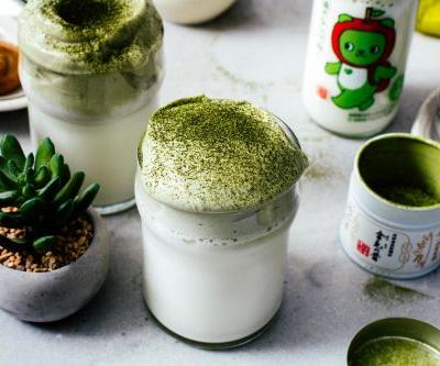 How to Make Whipped Matcha Two Ways + Tips