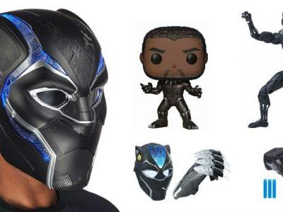 Black Panther Getting Largest Product Line Ever For MCU Non-Sequel
