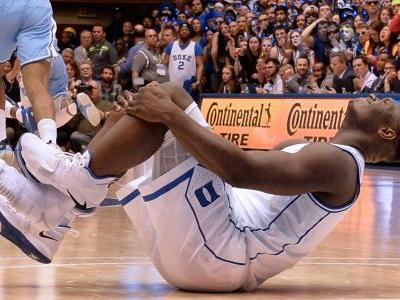 We're learning more about the extent of Zion Williamson's injury after his shoe exploded mid-game