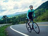 Cycling holds back the 'male menopause', reveals study