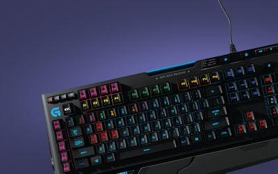 Need a new gaming keyboard? The Logitech G910 is only $100 on Amazon