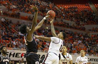 Laurent, Boone lead Oklahoma State past No. 24 Texas Tech