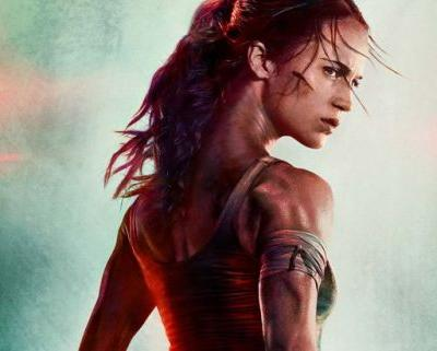 The First Tomb Raider Poster is Here!