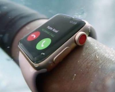 UK EE Apple Watch Series 3 Experiencing LTE Problems