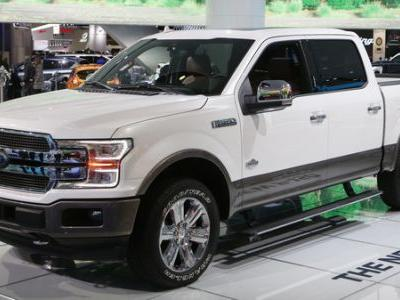 Ford Issues Recall On 350,000 Vehicles, Citing Problems Putting Them In 'Park'