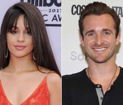 """Camila Cabello Spotted Getting Hotter Than """"Havana"""" With Matthew Hussey"""