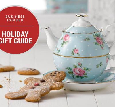 15 thoughtful gifts for the tea lover in your life