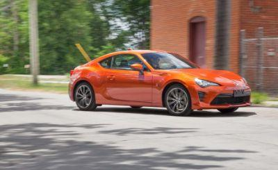 2017 Toyota 86 Automatic: A New Name Singing the Same Old Song