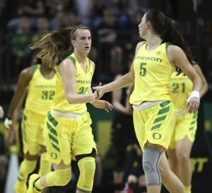 Sabally, No. 4 Oregon women beat Utah for 13th straight win