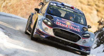 Ogier Starts Title Defense With Monte Carlo Rally Victory For Ford/M-Sport