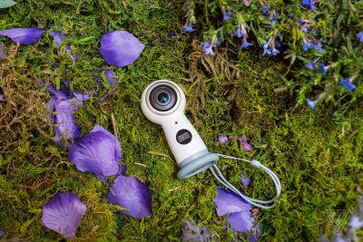 Samsung's new Gear 360 camera goes on sale May 25 and will cost $229