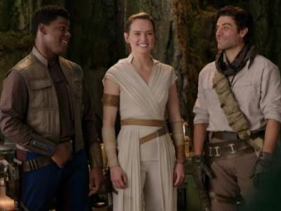 New STAR WARS: RISE OF SKYWALKER Featurette Celebrates Friendships Forged in the Franchise