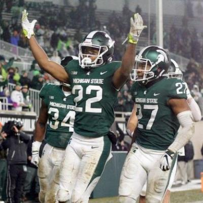 Michigan State CB Josiah Scott plays for seniors, will make final decision on redshirt