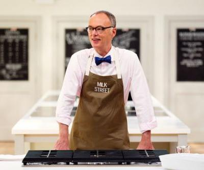 Talking Cocktails and Cuisine With Christopher Kimball