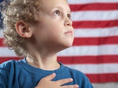 Saying The Pledge Of Allegiance At School Is Bullsh*t, And Here's Why