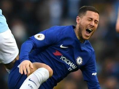 Hazard is entitled to ask himself: What am I doing at Chelsea?