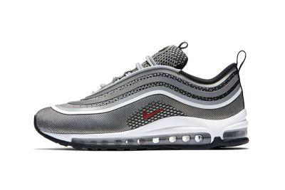 "Nike's Iconic Air Max 97 ""Silver Bullet"" Returns With an Ultra Upgrade"